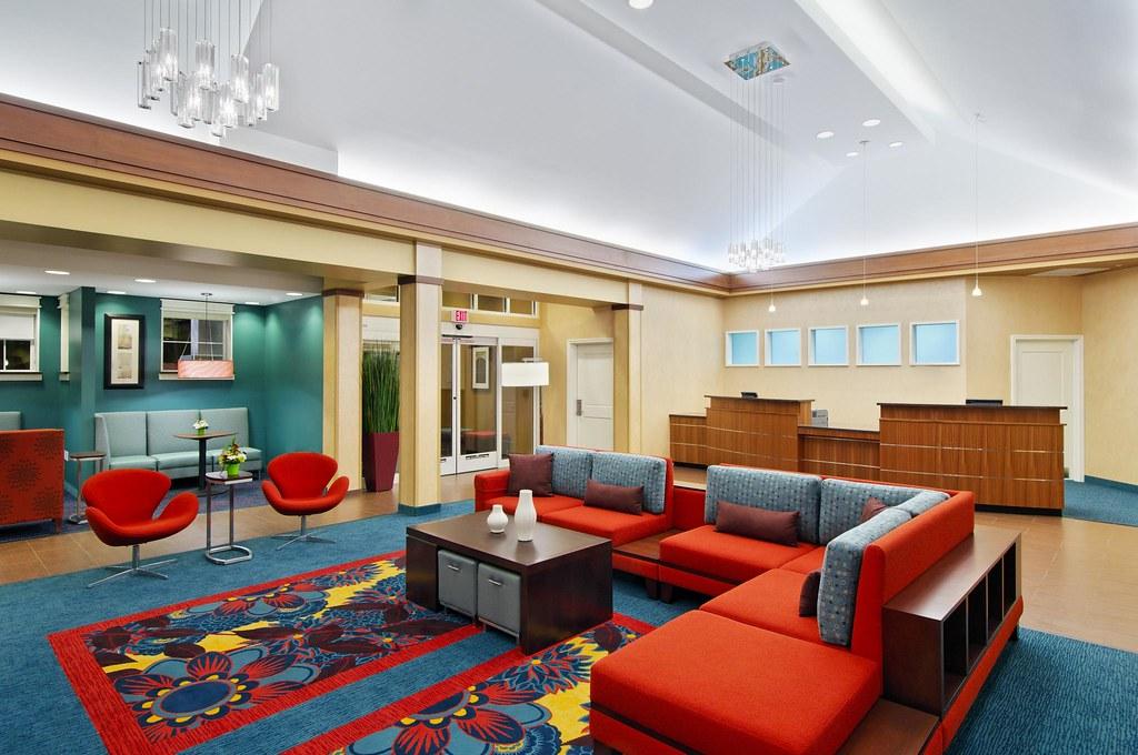 Residence Inn Gainesville I-75 Lobby