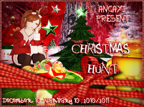 Christmas Hunt 2 by Cherokeeh Asteria