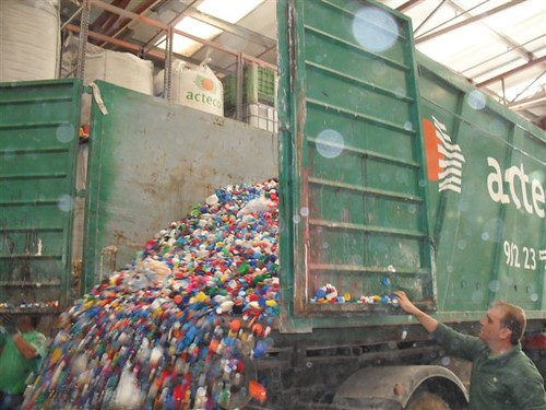 Bottle Cap Recycling