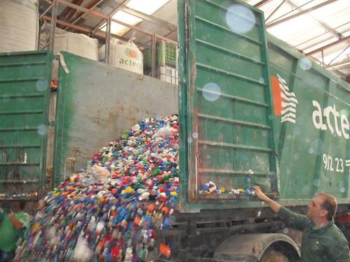 Plastic Cap Charity American In Spain