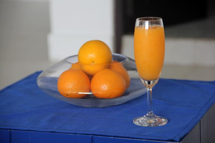 Fruit Shake at Theva Residency