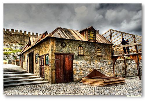 Uma vila medieval... by VRfoto