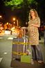 On the way to a new life (Werner Kunz) Tags: life street woman baby boston night lights nikon waiting traffic sb600 pregnant future dustindiaz strobist nikond90 werkunz1 peoplejanina