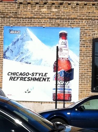 Chicago-Style Refreshment