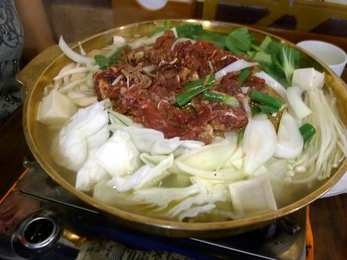 永和阿里郎-銅盤烤肉