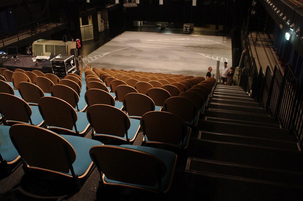 UPC1011 meetup in Theater De Regentes