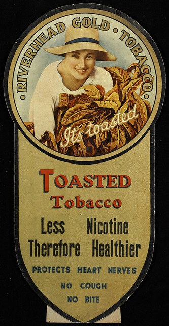 Riverhead Gold tobacco, 1940s?