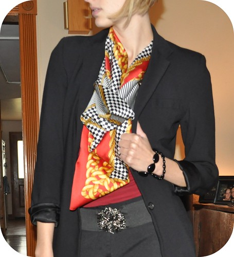 Fall Trend: Bright Red
