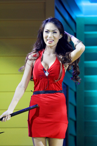 PBB Unlimited HM Jaz Manabat -- Sensual Siren of QC