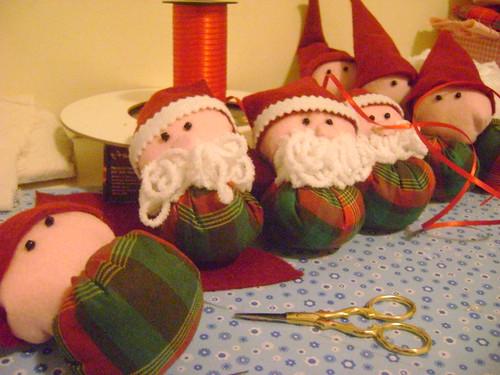 Preparando o Natal by Sweet by Carla