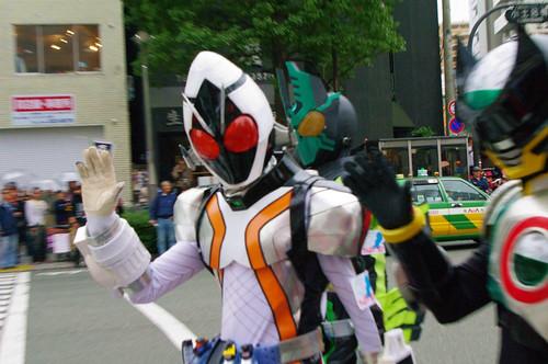 KAWASAKI HALLOWEEN 2011 Parade IMGP8587