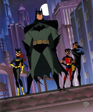 Watch The Batman online | Watch Cartoons Online | Animeflavor.