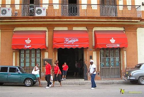 Partagas - Cigar Factory - Havana Cuba