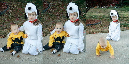Snoopy and Charlie Brown, Halloween 2011