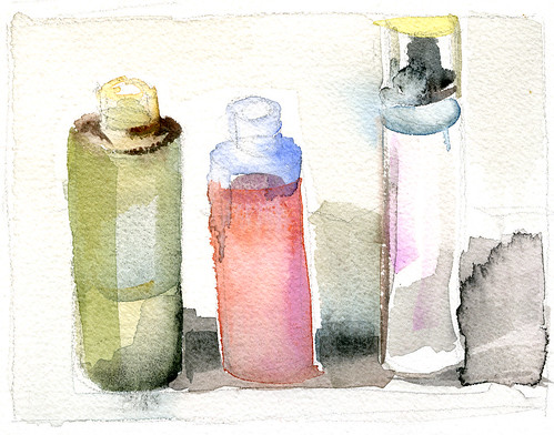 shower bottles 1