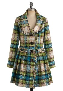 modcloth fresh aerial coat