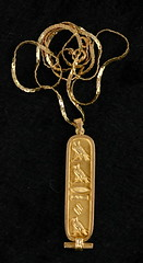 4035. 14KT Pendant and Chain