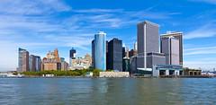 #18 Downtown Manhattan Battery Park (eggpoint) Tags: usa newyork docks boat manhattan financialdistrict downtownmanhattan newyourkcity