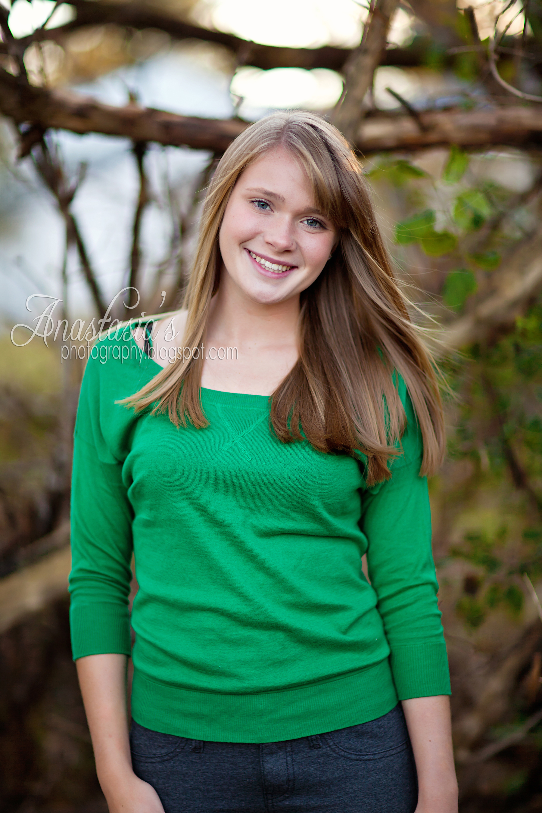 HS Senior Lexie
