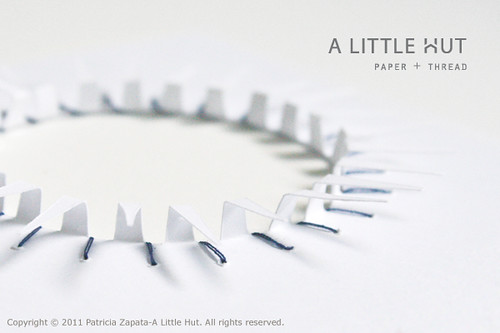 paper + thread