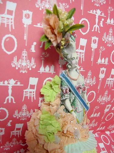 Cupcake Liner Doll, Fashion! 5