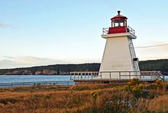 DGJ_4689 - Neil's Harbour Lighthouse (archer10 (Dennis) (74M Views)) Tags: park lighthouse canada island highlands nikon novascotia free national capebreton dennis jarvis d300 iamcanadian 18200vr neilsharbour freepicture 70300mmvr dennisjarvis archer10 dennisgjarvis wbnawcnns