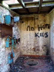 birkenhead docks pump house graffiti no hope kids (damiandude) Tags: birkenhead docks graffiti streetart