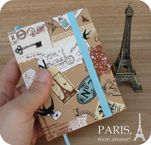Agenda 2012 - Paris, mon amour! #9
