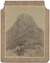 Livermore Peak, Ft. Davis Mts. Highest point in Texas (SMU Central University Libraries) Tags: mountains southwest men texas peaks uswest mountlivermore fortdavismountains