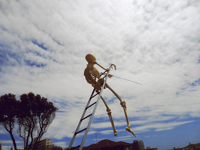 Sculpture by the Sea - Bondi 2011 07