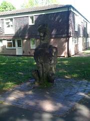 Griffin 1 (den4us) Tags: statue birmingham dmi griffin lewiss shardend shardendbirmingham den4us