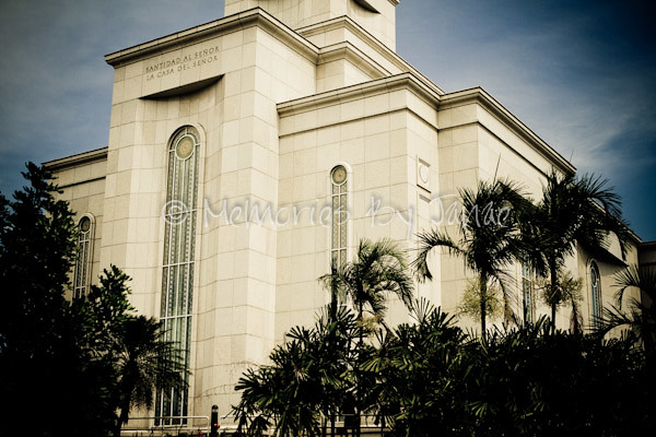 Guayaquil Ecuador Vintage LDS Temple Prints -0151
