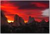 The Long View (Robin-Wilson) Tags: sunrise colorado gardenofthegods coloradosprings citypark veteransday 111111 waveclouds thelongview phoeniximmortal tpslandscape