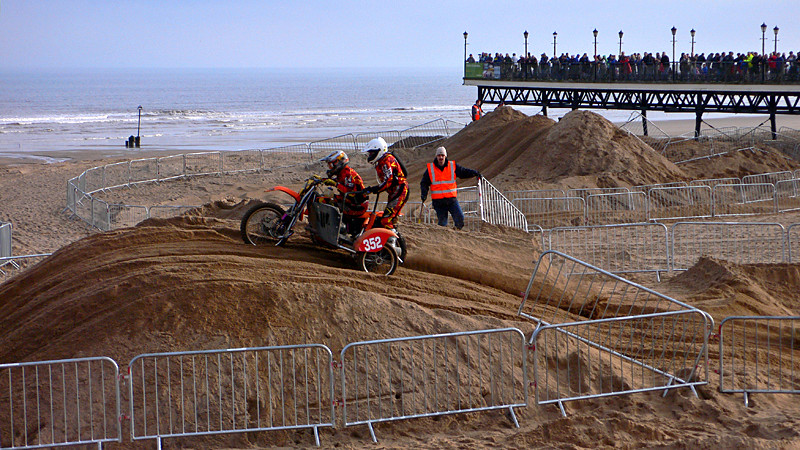 Skegness Beach Race