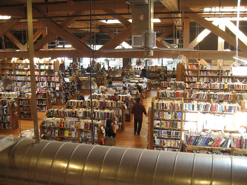 Elliott Bay Book, Seattle - foto: halighalie, flickr