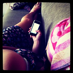 Vani chillaxing! (vanari) Tags: square squareformat iphoneography instagramapp xproii uploaded:by=instagram