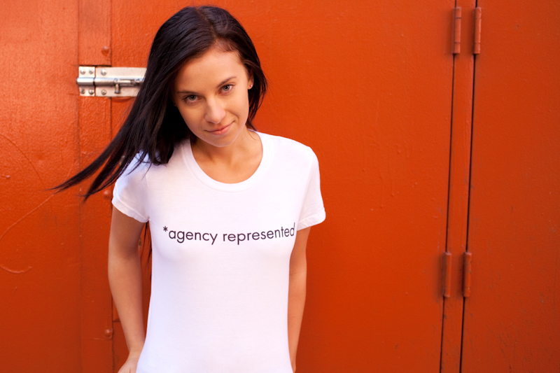 *agency represented