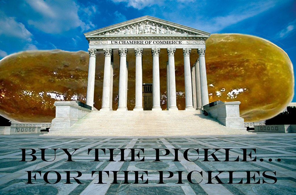 BUY THE PICKLES
