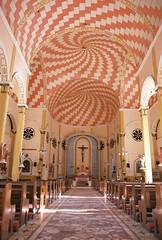Dapitan Church (REM (rembcc)) Tags: film church del fuji cathedral asahi pentax superia philippines spotmatic rem norte zamboanga asa400 xtra c41 dapitan rembcc