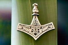 Hammer-002 (Abnegtus) Tags: thor thorshammer mjolnir asatru