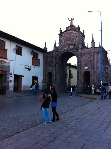 Cusco Gate