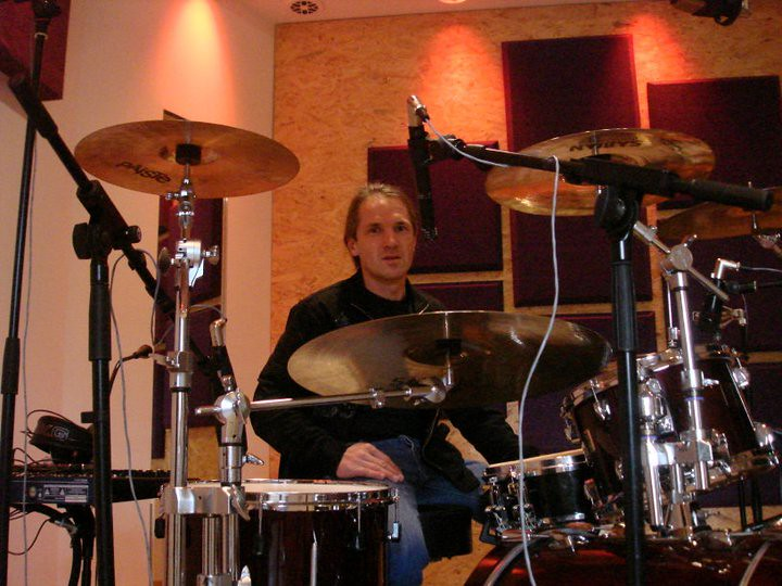 Walter Mathes at Ambient Studios in Mils Austria (Naked Truth Pictures)  Tags: austria