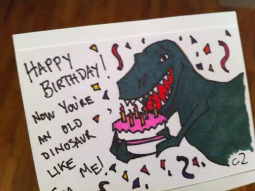 tom dinosaur