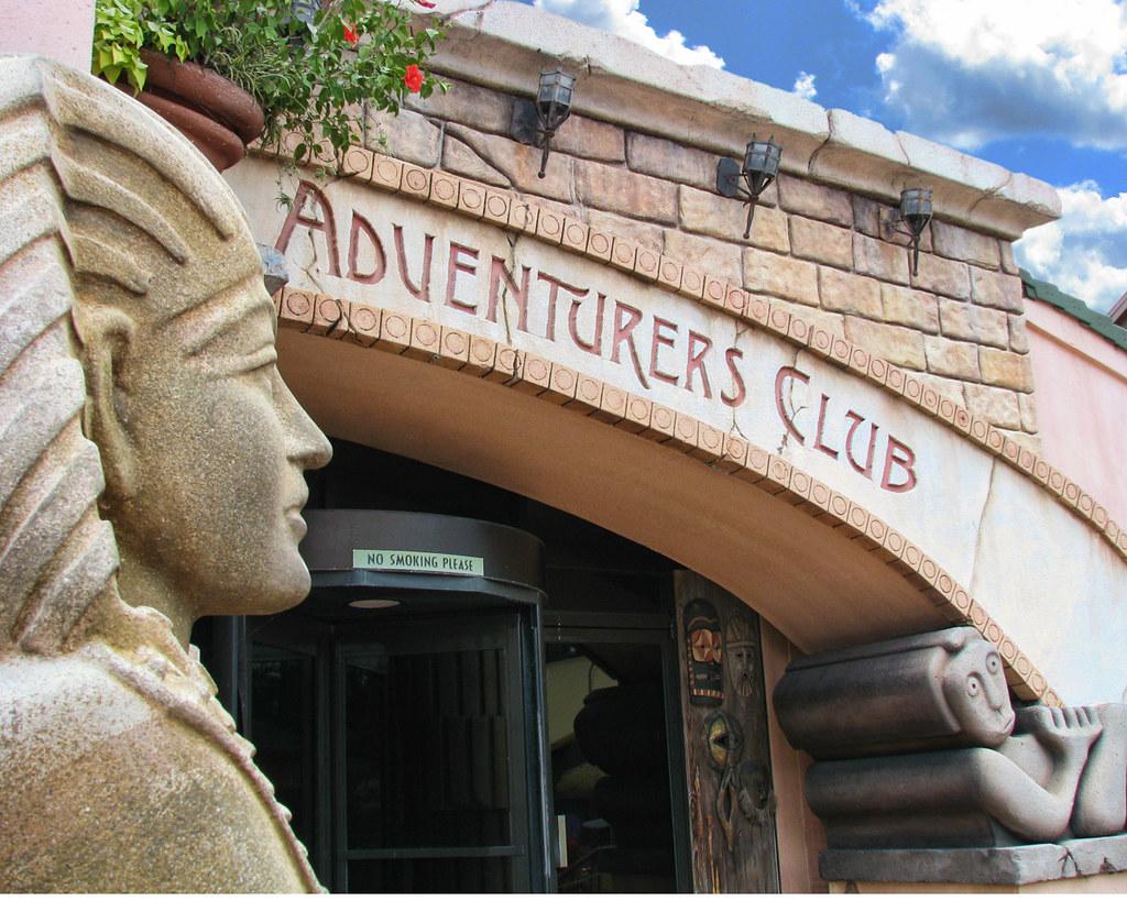 Adventurer's Club Farewell
