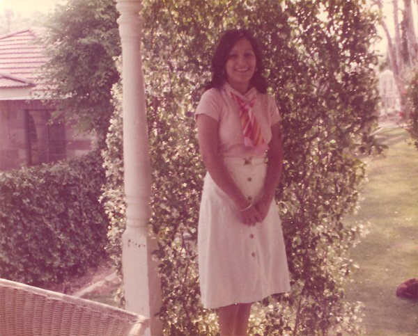 calivintage: my mom