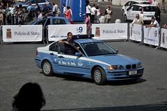 BMW 3 Series - Polizia di Stato (sv1ambo) Tags: 3 rome italian state police bmw series stradale piazzadelpopolo polizia poliziastradale poliziadistato