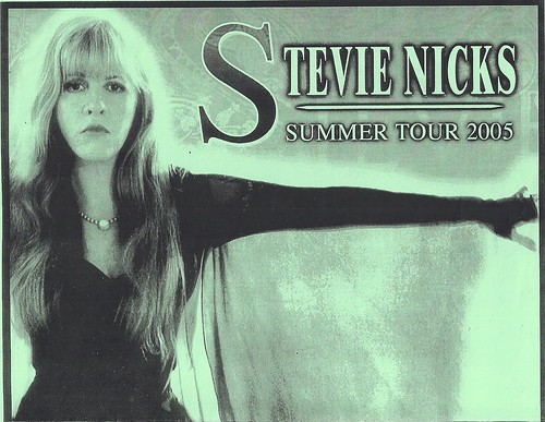 07/06/05 Stevie Nicks @ Target Center, Minneapolis, MN (Top)