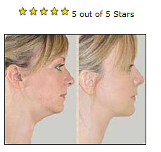 Jowl facial exercises