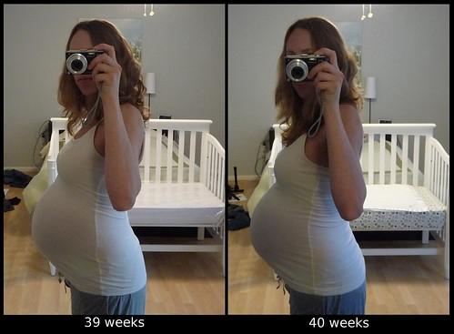 39-40 week comparison