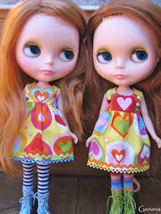 Ruby Dell & Kaitlynn Byrn